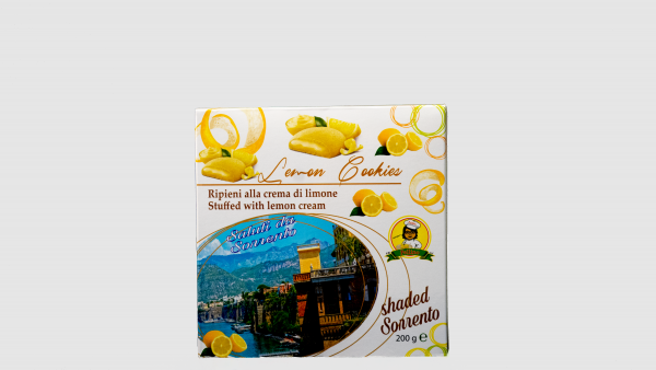 Ripieni alla crema di limone